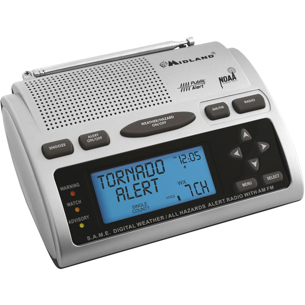 Midland radio midland wr300 all weather/hazards alert radio #11.