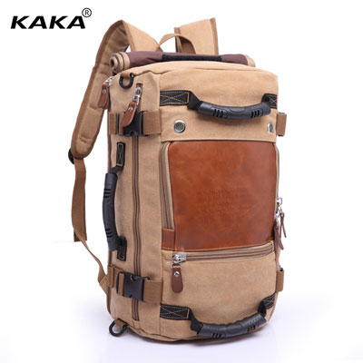 KAKA Large Backpack/Shoulder Bag 1