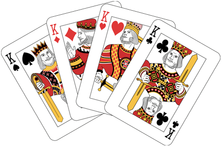 Poker game kings and little ones two deck blackjack strategy