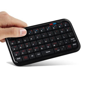 Here's a product I like that you might want to check out! You can get Arion Mini Bluetooth Keyboard w/Speakerphone & Dual Pairing Technology for just $27.95 (a 30% savings!) at TripleClicks.