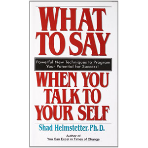 online shopping what to say when you talk to yourself