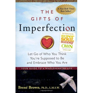 online shopping the gifts of imperfection