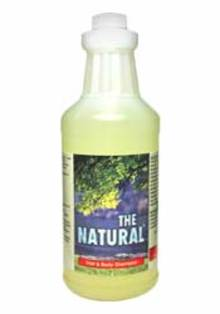 Shopping The Natural Hair/Body Shampoo w/Conditioner-Quart