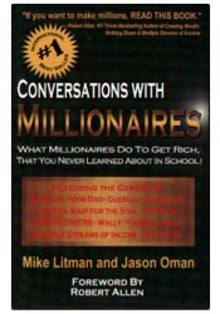 Shop Online Conversations With Millionaires