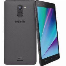 Infinix Hot 5 Lite - X559 - Dual SIM - 16GB ROM -5 5'' - 4000 mAh Battery -  Quad Core- Black