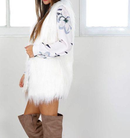 Elegant Winter Vest