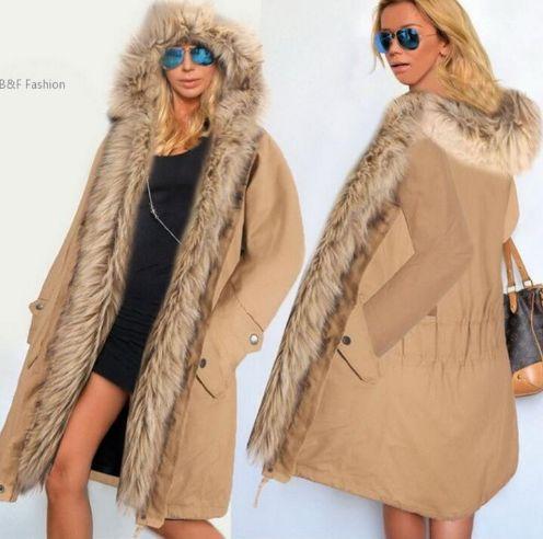 Fashion Autumn Winter Coat Women Jacket