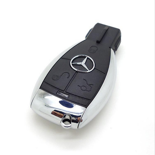pen drive creative mercedes benz car key. Black Bedroom Furniture Sets. Home Design Ideas
