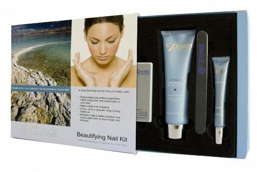 Dead Sea New Beautifying Nail Kit