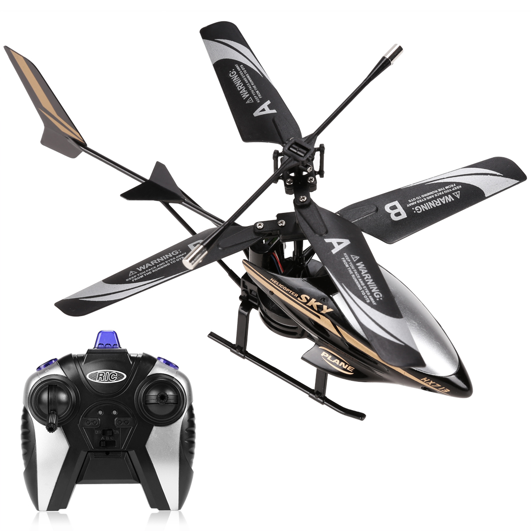 TripleClicks 2CH Infrared RC Drone Children Toy Remote Control Helicopter Model