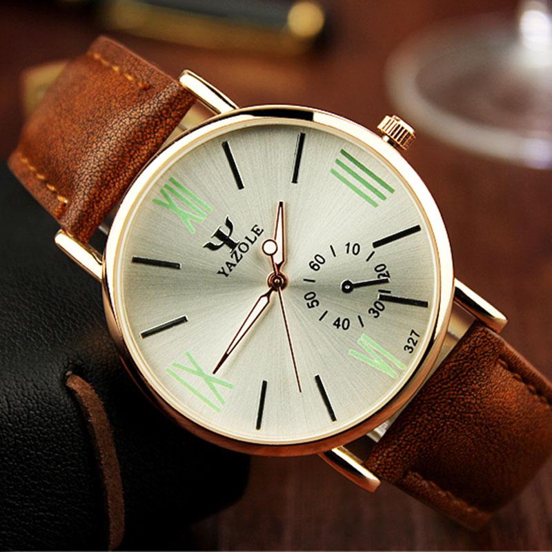 tripleclicks com top brand luxury men s quartz wristwatch