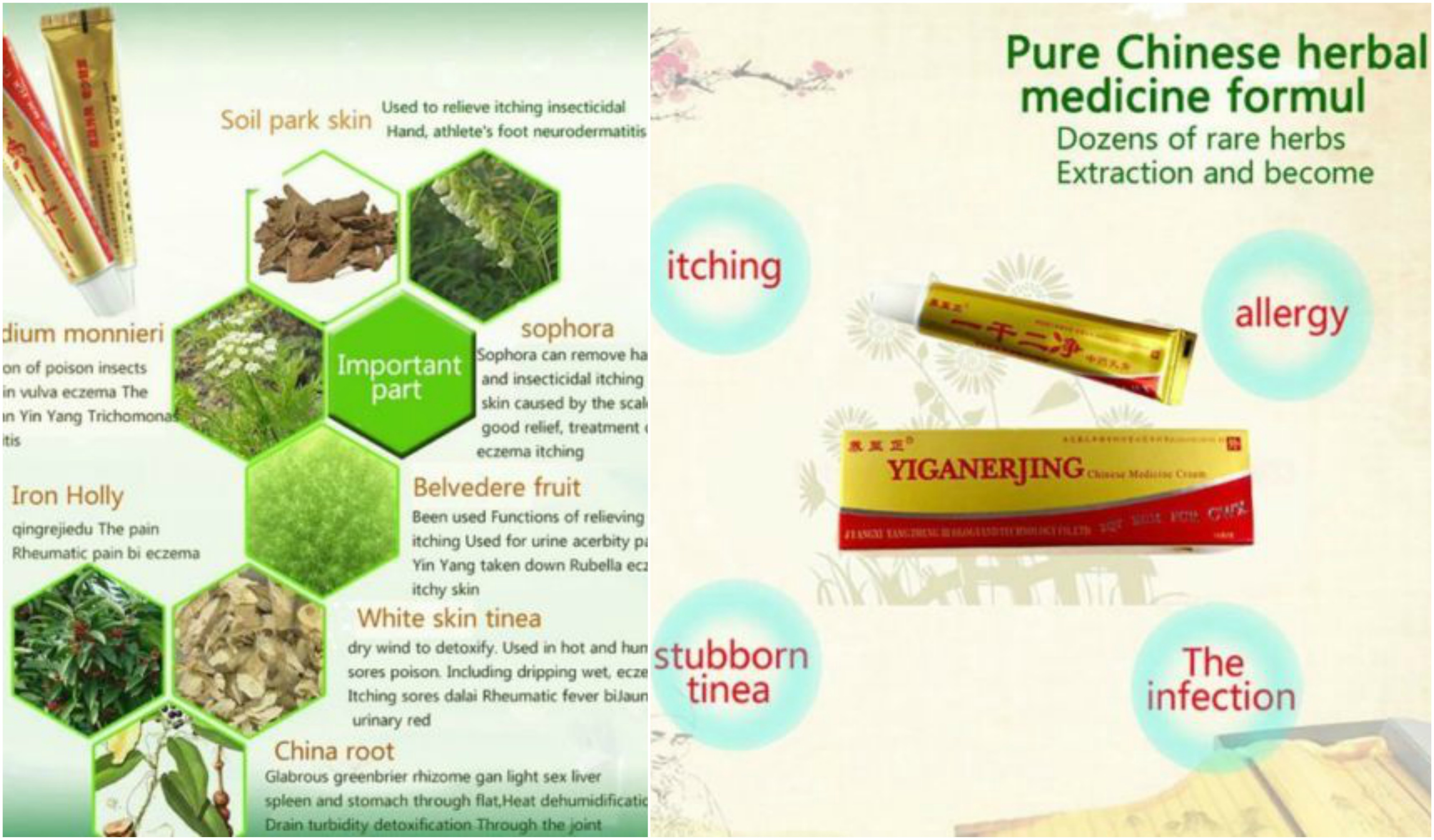Chinese herbal treatment - Sold By Eca