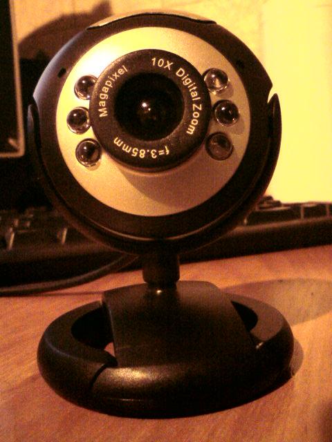 Mi in motion webcam manual control