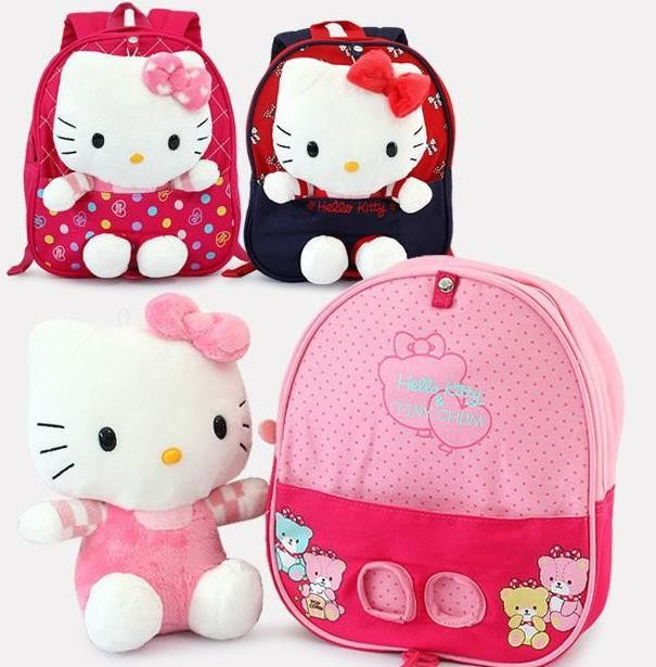 tripleclickscom cute 3d hello kitty toy baby bags for