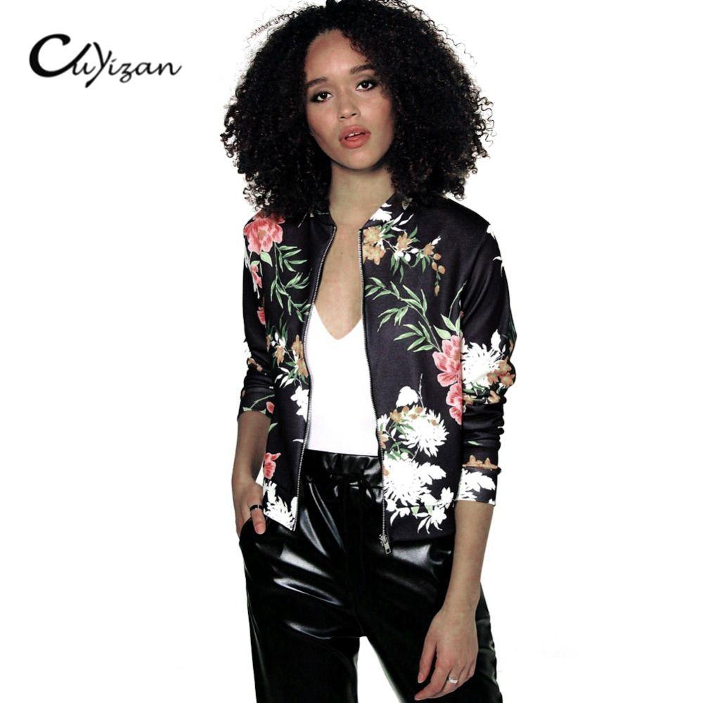 Fashion Spring Basic Bomber Jacket