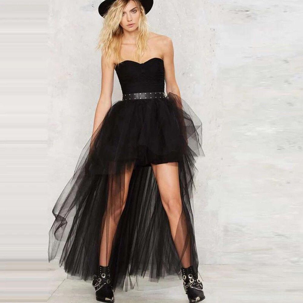 Fashion Women Girls Tulle Skirt