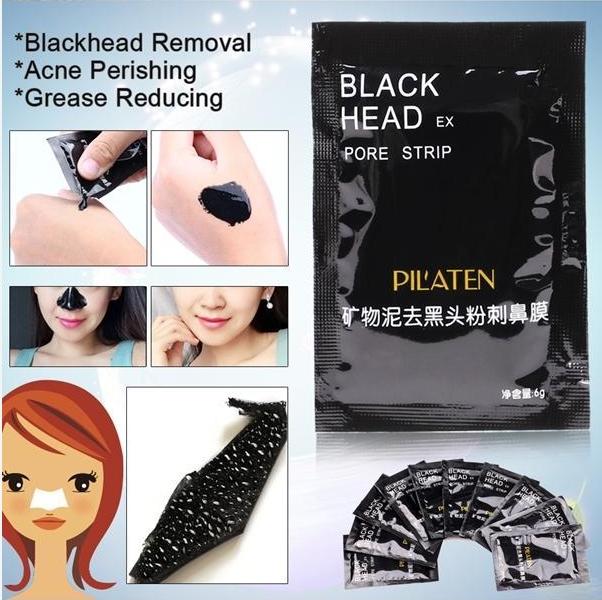 pilaten blackhead remover instructions