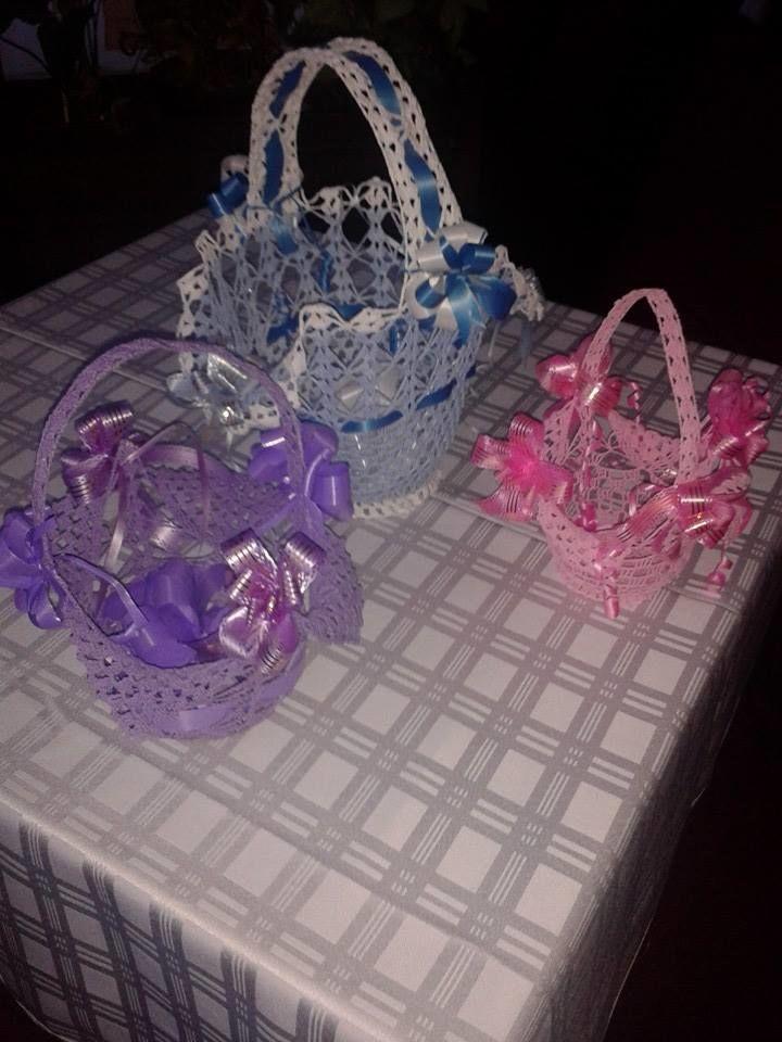 sold by eca - Decorative Baskets