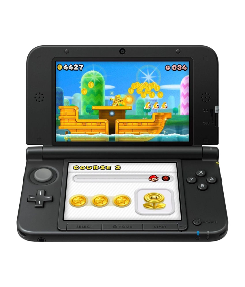 Nintendo 3ds Xl Games : Tripleclicks nintendo ds xl game console red with