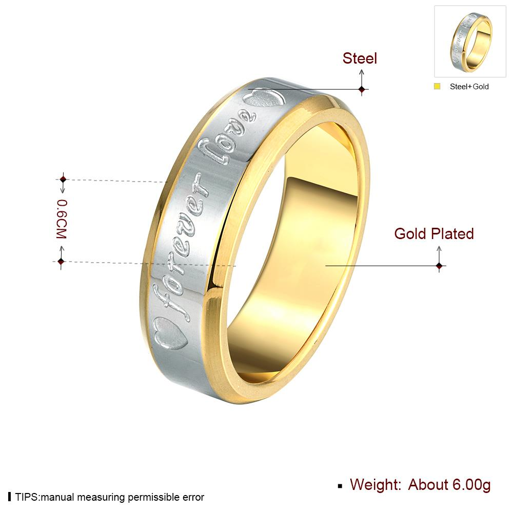 1pcs never fade engagement 18k gold for Does gold plated jewelry fade