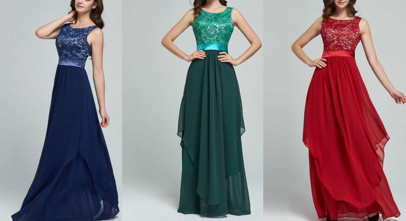 Dress Slim Elegant