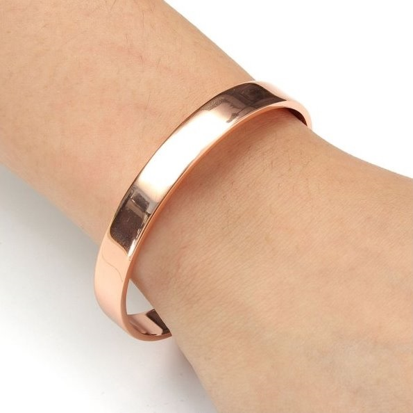 Pure Copper Magnetic Bracelet For Arthritis Men Women