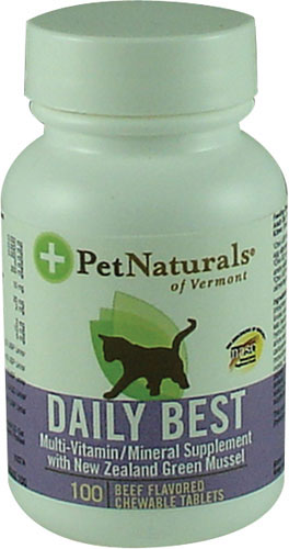Pet Naturals Daily Best Cat Vitamins