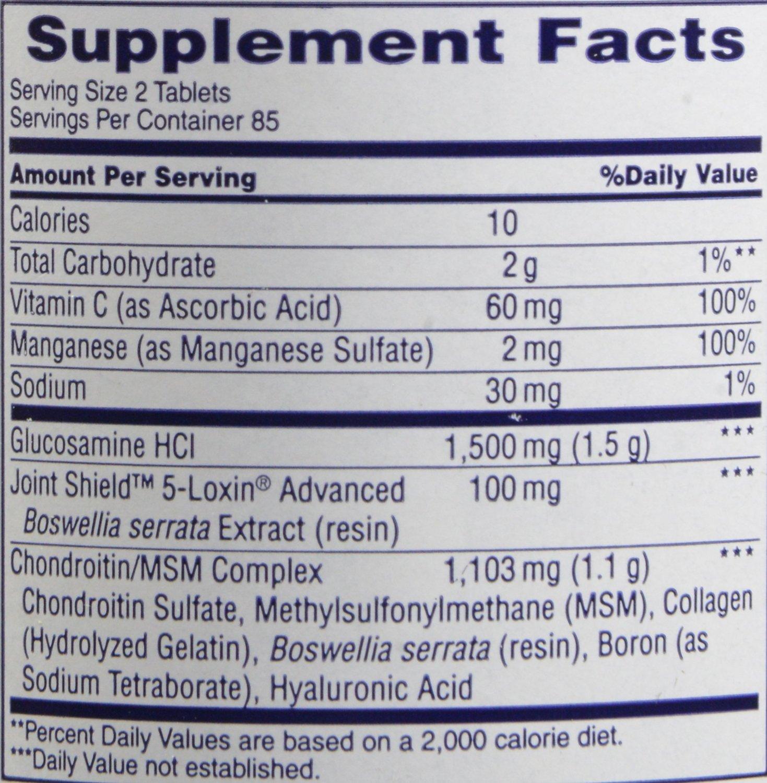 5 loxin advanced side effects